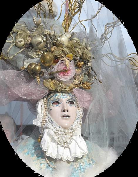 masque, Mardi gras