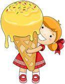 gifs glace, crème glacée