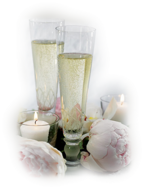 tube champagne