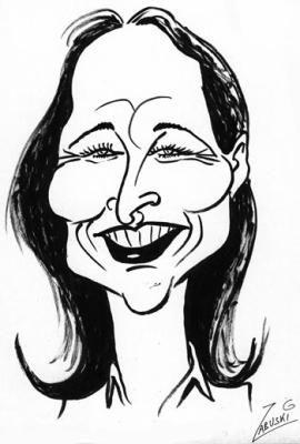 caricature ségolène royal