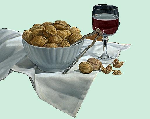 Que faire avec les restes de vin la serviette sur la table par sign d co - Comment faire du vinaigre de vin ...