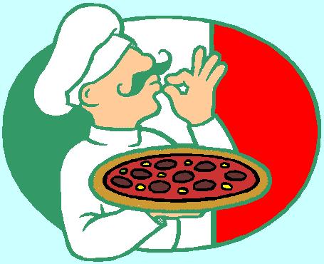 Tomato Tomato Italian Restaurant Logo