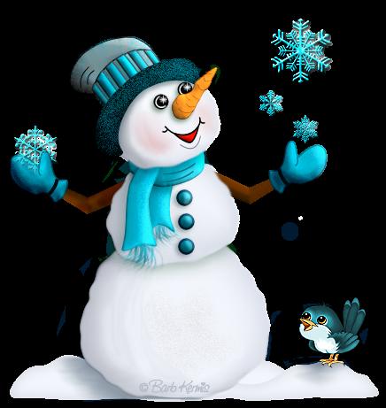 Tube bonhomme de neige page 4 - Clipart bonhomme de neige ...