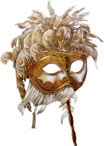gif masque