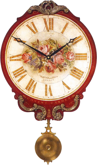 tube horloge