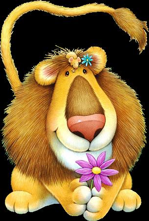 tube lion