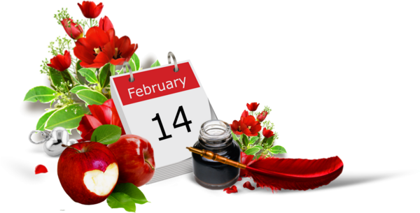 14 Février Saint Valentin