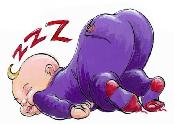 gif dormir