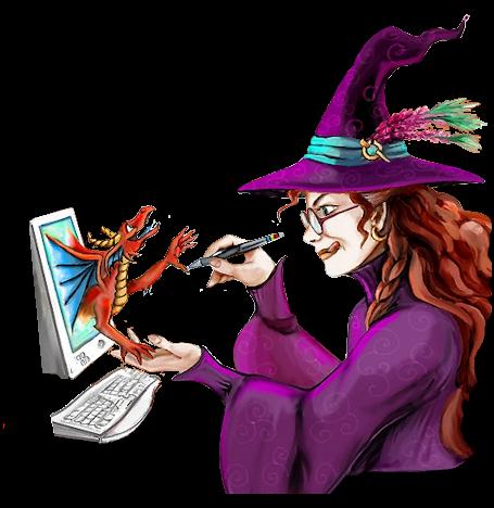 tube  halloween sorcière