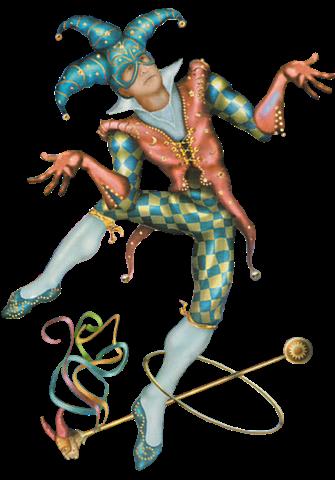tube personnage, mardi gras, carnaval