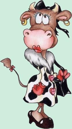 tube vache