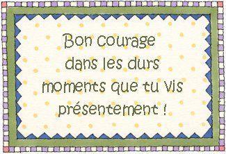 gif bon courage