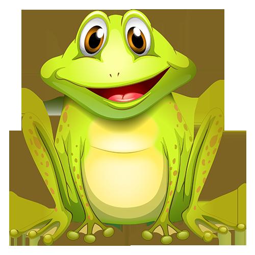 Gifs grenouilles - Dessin de grenouille verte ...