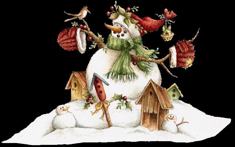 Résultat d'images pour Gifs bonhomme de neige