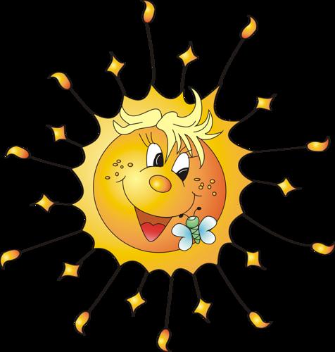 Gifs soleil page 2 - Image soleil rigolo ...